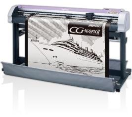 CG 160FXII Large Format Printing Santa Monica