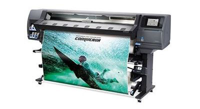 HP Latex 365 Large Format Printing Santa Monica