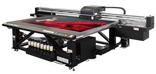 JFX200 2513 EX Large Format Printing Santa Monica