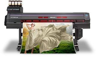 UCJV300 Series Large Format Printing Santa Monica