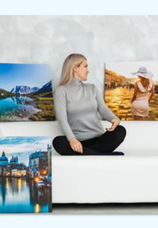 Acrylic Photo Prints Homepage Image